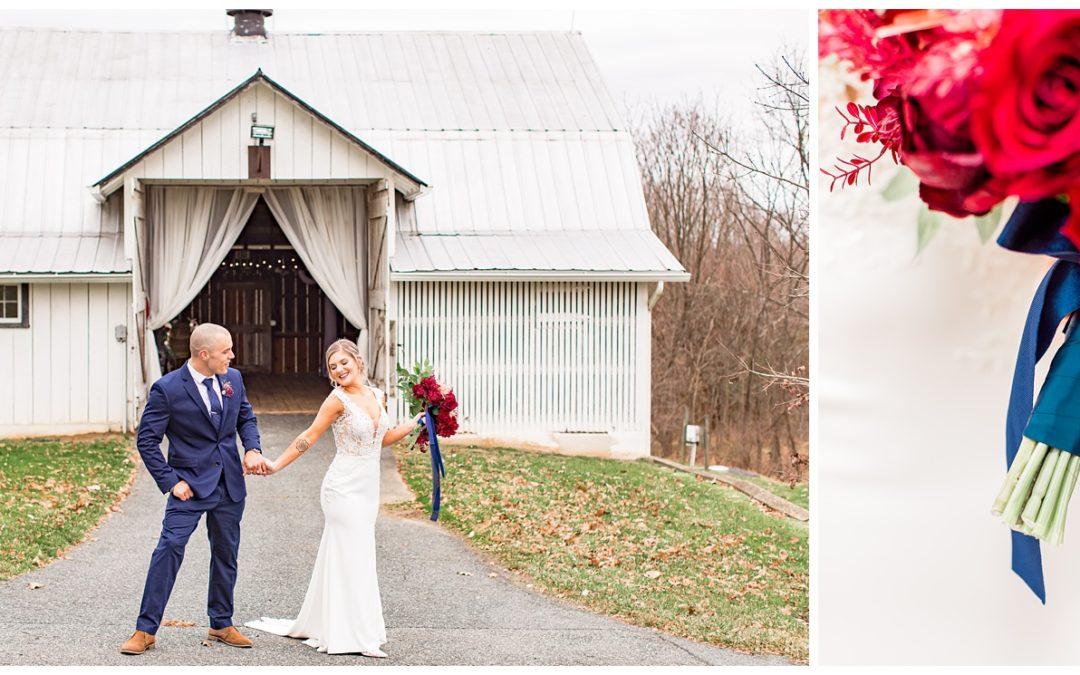 Erin & Brooks Rockfield Manor Wedding