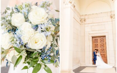 Lindsay & Dalton's St. Casimir Church Wedding