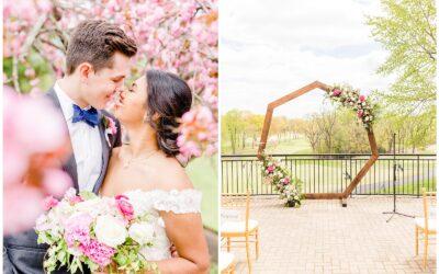 Monica & Brady's Chartwell Country Club Wedding