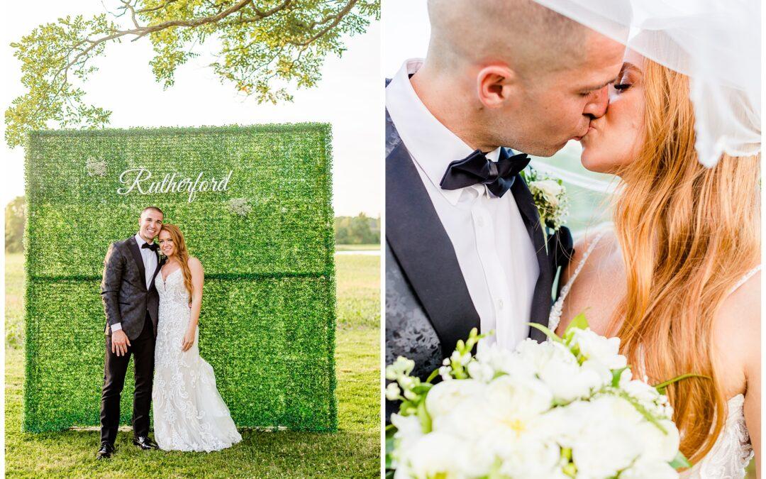 Abby & Zach's Kingsdale Farm Wedding